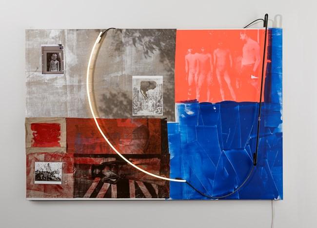 Horizon by Brook Andrew contemporary artwork