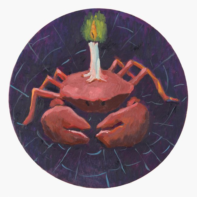 Spider Crab 2 by Charles Hascoët contemporary artwork