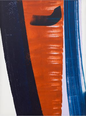T1975-K27 by Hans Hartung contemporary artwork
