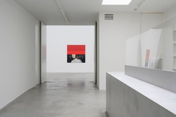 Exhibition view:Mircea Suciu, Bleeding Heart, Zeno X Gallery, Antwerp (1 September–23 October 2021). Courtesy Zeno X Gallery. Photo: Peter Cox.