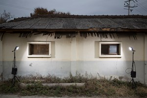 Changmun du gaein jip by Yunho Kim contemporary artwork