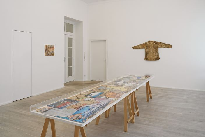 Exhibition view: Ingrid Wiener, Barbara Wien, Berlin (6 September–16 November 2019). Courtesy Barbara Wien.