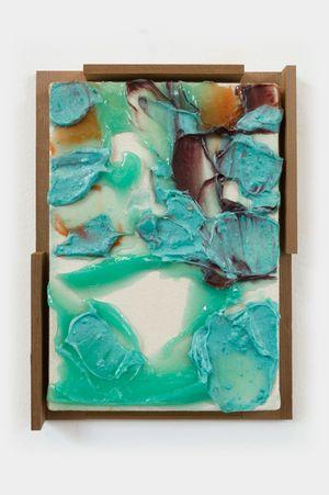 Waq Waq Tree / 零れ落ちる言の葉、言の葉 by Kenjiro Okazaki contemporary artwork