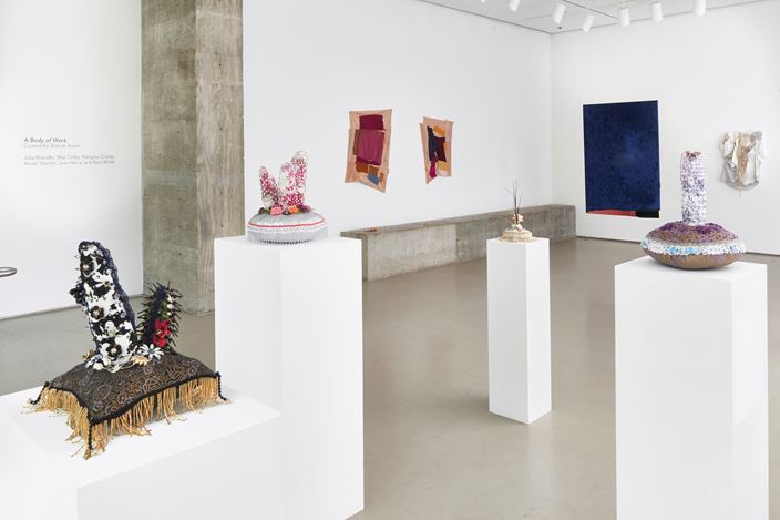 Exhibition view: Group Exhibition, A Body of Work, Jane Lombard Gallery, New York (10 July–16 August 2019). Courtesy Jane Lombard Gallery.
