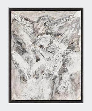 Flight III by David Koloane contemporary artwork
