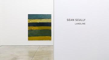 Contemporary art exhibition, Sean Scully, Landline at Cheim & Read, 547 W 25th St, New York