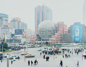 Shanghai by Peter Bialobrzeski contemporary artwork