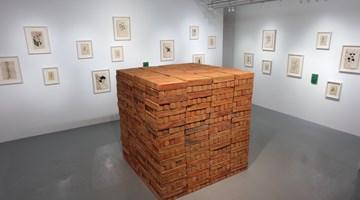 Contemporary art exhibition, Bosco Sodi, Terra è stata stabilita at SCAI The Bathhouse, Tokyo, Japan