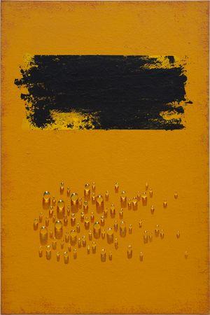 Waterdrops by Kim Tschang-Yeul contemporary artwork