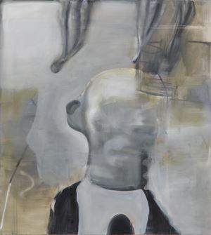 Chemical Schmutzli by Albert Oehlen contemporary artwork