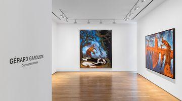 Contemporary art exhibition, Gérard Garouste, Correspondances (Gérard Garouste - Marc-Alain Ouaknin) at Templon, 28 Grenier Saint-Lazare, Paris