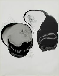 Lifelines by Rachel Rose contemporary artwork works on paper, drawing