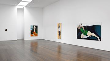 Contemporary art exhibition, Chantal Joffe, Chantal Joffe at Victoria Miro, Wharf Road, London