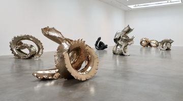 Contemporary art exhibition, Lynda Benglis, An Alphabet of Forms at Pace Gallery, 540 West 25th Street, New York