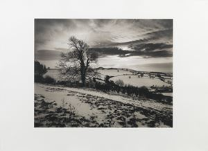 Batcombe Vale by Don McCullin contemporary artwork