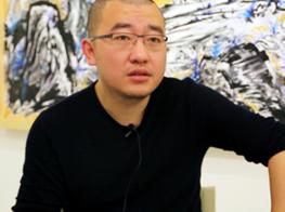 Artshare Interviews Artist Sun Xun