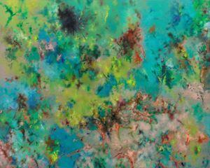 Landscape 290 《風景290》 by Cai Jin contemporary artwork