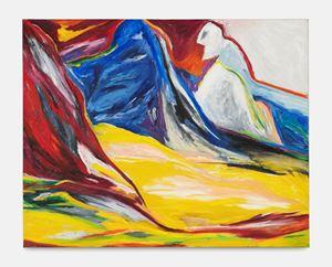 Golfoorlog I by Jacqueline de Jong contemporary artwork