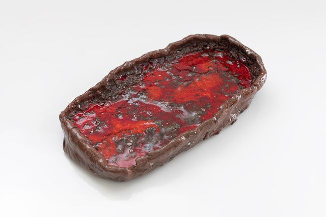 ASHTRAY 464 by Sterling Ruby contemporary artwork
