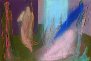 Aanbiddingen (Worships) by Anne-Mie Van Kerckhoven contemporary artwork