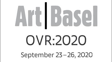Contemporary art exhibition, Art Basel OVR:2020 at Anat Ebgi, Culver City, Los Angeles