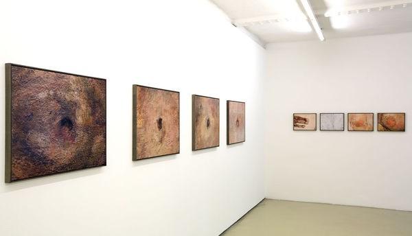 Exhibition view: Angelika Krinzinger, Im Detail, Krinzinger Projekte (29 June–31 August 2019). Courtesy Krinzinger Projekte.