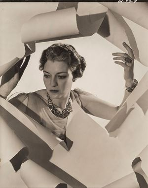 Mrs Mona Williams by Cecil Beaton contemporary artwork