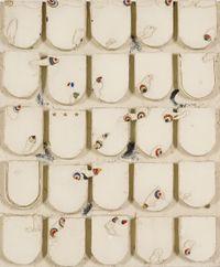 WORK '65-55 by Yukihisa Isobe contemporary artwork mixed media