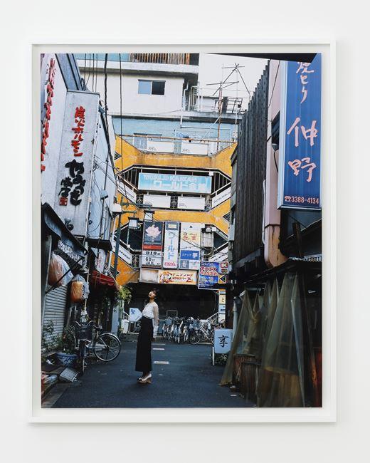 Nakano, Tokyo by Chikashi Suzuki contemporary artwork