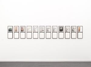 Volume Eleven (Flaw in the algorithm of cosmopolitanism) by Naeem Mohaiemen contemporary artwork