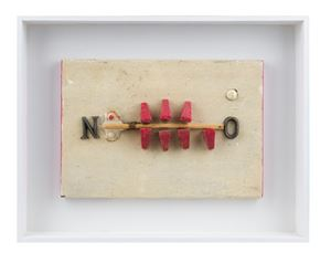 """NO - NO"" by Camiel Van Breedam contemporary artwork"