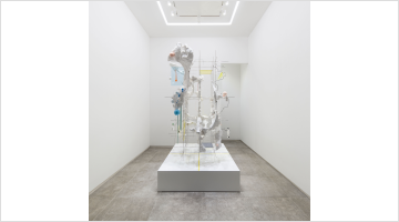 Contemporary art exhibition, Hyungkoo Lee, PENETRALE at P21, Seoul