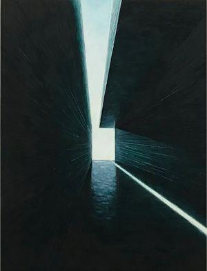 Hikari II by Cheung Szelit contemporary artwork