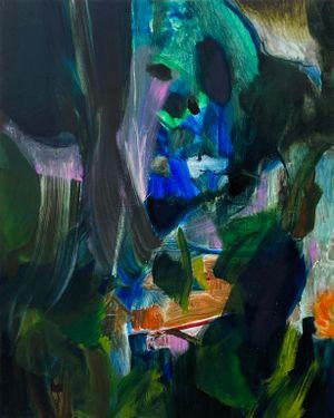 Good Night by Koo Jiyoon contemporary artwork