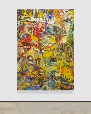 Daylight Gate by Angel Otero contemporary artwork
