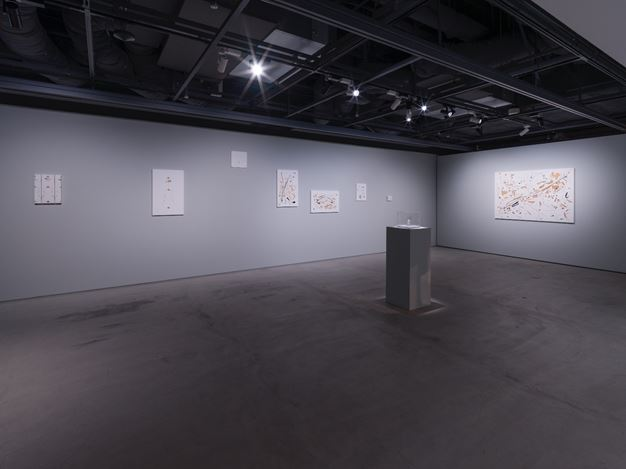 Exhibition view: Oliver Beer, Ghost Notes (Part 1), The Club, Tokyo (6 February–16 March 2021). Courtesy The Club, Tokyo.