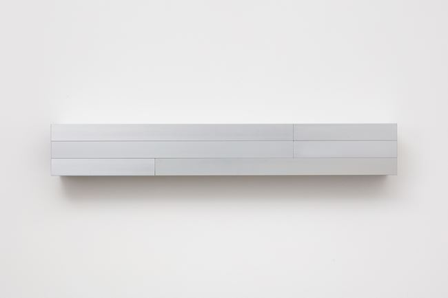Heroism of the Anyone by Liam Gillick contemporary artwork