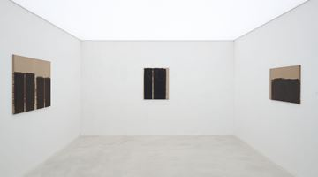 Contemporary art exhibition, Yun Hyong-keun, Yun Hyong-keun at Axel Vervoordt Gallery, Antwerp, Belgium
