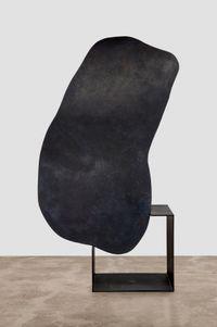 Magritte's Stone by Isamu Noguchi contemporary artwork sculpture