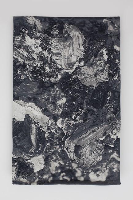 Untitled (Millefleurs) II by Patricia Perez Eustaquio contemporary artwork