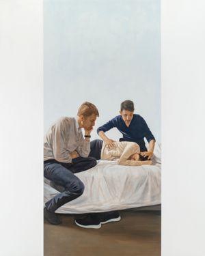 La Séance by Tim Eitel contemporary artwork