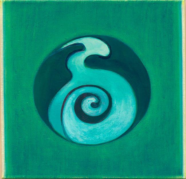 Origin 24 by Ho Kan contemporary artwork