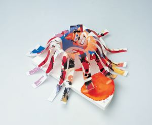 Untitled, 1999 (For Parkett 56) by Jorge Pardo contemporary artwork