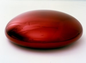 Untitled (Red Solid) by Anish Kapoor contemporary artwork