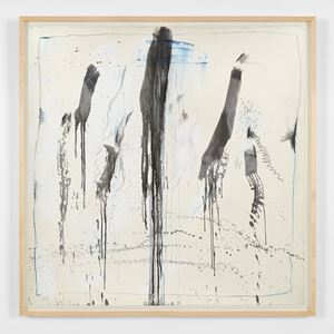 The Austria Group, No. 4 by Pat Steir contemporary artwork