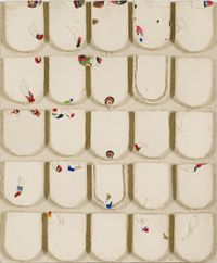 WORK '65-35 by Yukihisa Isobe contemporary artwork mixed media