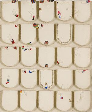 WORK '65-35 by Yukihisa Isobe contemporary artwork