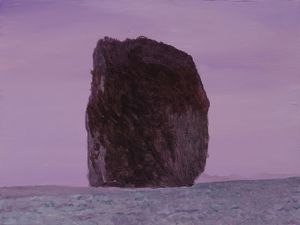 Along the Coast by Yang Bodu contemporary artwork painting