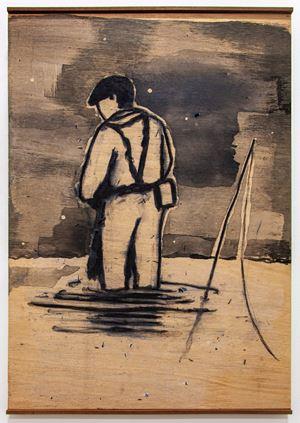 Fishman no.13 《漁人(十三)》 by Lam Tung Pang contemporary artwork