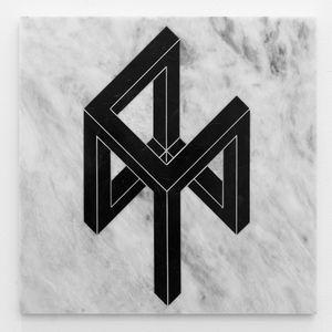 Open Cube/ After LeWitt 7 by Hamra Abbas contemporary artwork